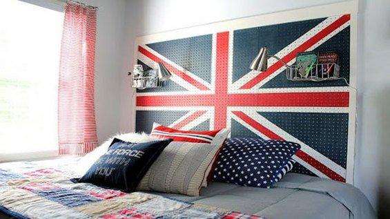 Фотография: Декор в стиле Лофт, Спальня, Декор интерьера, DIY, Мебель и свет – фото на INMYROOM