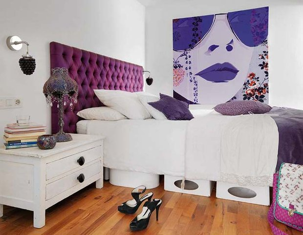 Фотография: Спальня в стиле Эклектика, Индустрия, Новости – фото на INMYROOM