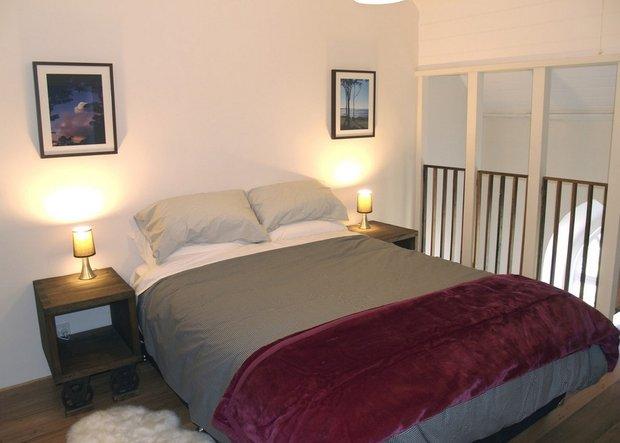 Фотография: Спальня в стиле Современный, Дом, Австралия, Дома и квартиры – фото на InMyRoom.ru