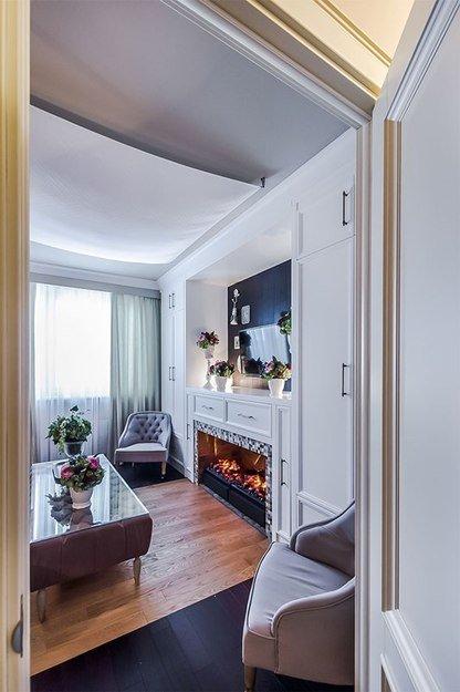 Фотография: Гостиная в стиле Прованс и Кантри, Эклектика, Спальня, Декор интерьера, Интерьер комнат – фото на InMyRoom.ru
