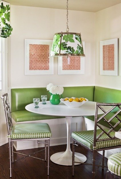 Фотография: Кухня и столовая в стиле Современный, Декор интерьера, Стиль жизни, Советы, Обеденная зона – фото на INMYROOM