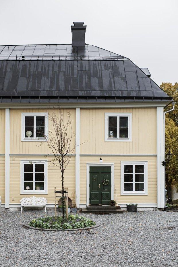 Фотография: Архитектура в стиле , Эклектика, Декор интерьера, Дом, Швеция, Винтаж, 4 и больше, Более 90 метров, переделка старого дома – фото на InMyRoom.ru