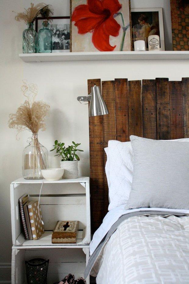 Фотография: Спальня в стиле Скандинавский, Декор интерьера, DIY – фото на INMYROOM