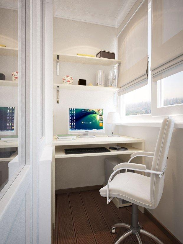 Фотография: Балкон в стиле Современный, Советы – фото на INMYROOM