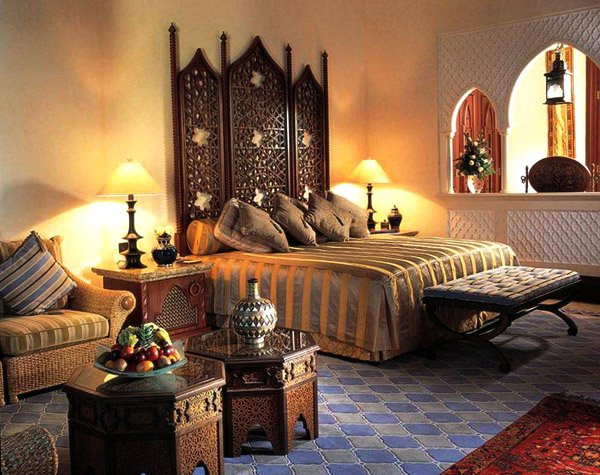 Фотография: Спальня в стиле Современный, Восточный, Классический, Декор интерьера, Интерьер комнат, Прованс, Восток – фото на INMYROOM