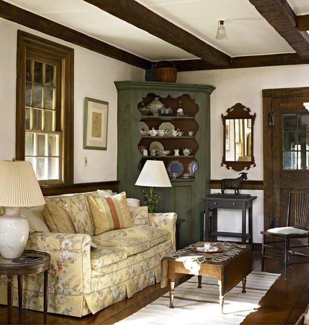 Фотография: Гостиная в стиле Прованс и Кантри, Декор интерьера, Квартира, Дом, Декор, Особняк – фото на INMYROOM