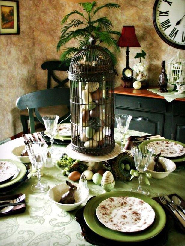 Фотография: Кухня и столовая в стиле Прованс и Кантри, Декор интерьера, Дом, Декор дома, Праздник – фото на INMYROOM