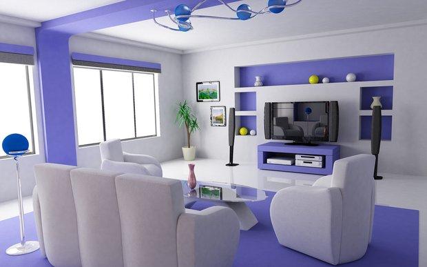 Фотография: Гостиная в стиле Хай-тек, Планировки, Индустрия, События, Ремонт на практике – фото на INMYROOM