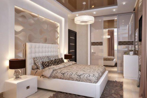 Фотография: Спальня в стиле Современный, Декор интерьера, Декор, Декор дома, Советы – фото на INMYROOM