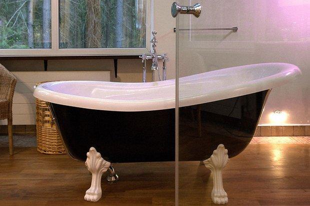 Фотография: Ванная в стиле , Интерьер комнат, Прованс, Проект недели – фото на INMYROOM