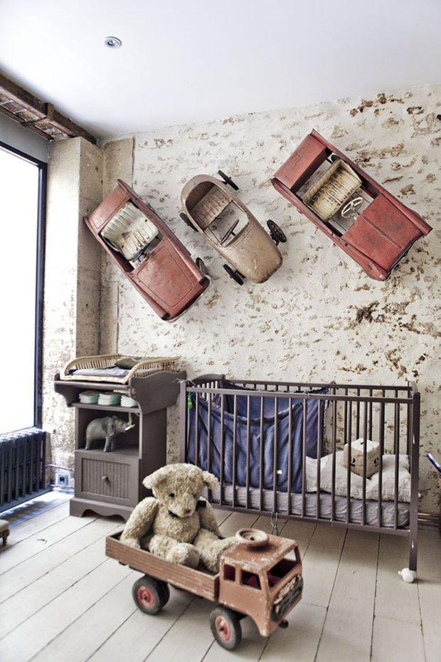 Фотография: Детская в стиле Прованс и Кантри, Современный, Декор интерьера, Интерьер комнат – фото на InMyRoom.ru