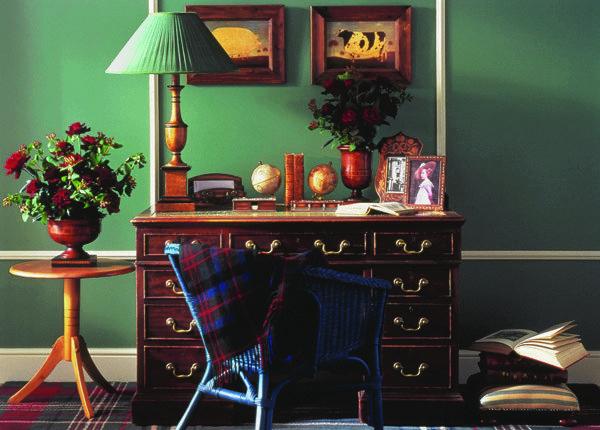 Фотография: Декор в стиле Прованс и Кантри, Декор интерьера, Дизайн интерьера, Цвет в интерьере, Dulux – фото на INMYROOM