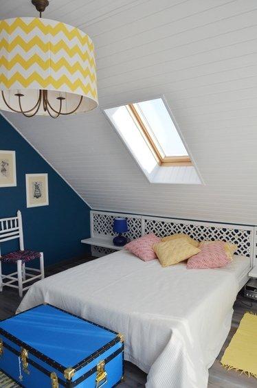 Фотография: Спальня в стиле Скандинавский, Декор интерьера, Дом, Eames, Ju-Ju, pottery barn, Дома и квартиры, IKEA, Zara Home, Maison & Objet, Женя Жданова – фото на INMYROOM