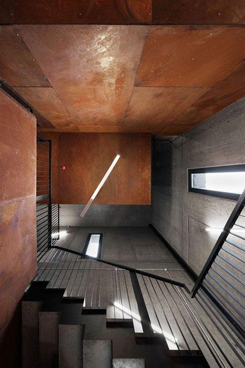 Фотография: Архитектура в стиле , Лофт, Современный, Хай-тек, Декор интерьера, Декор, CorTen, сталь-кортен, кортен – фото на INMYROOM