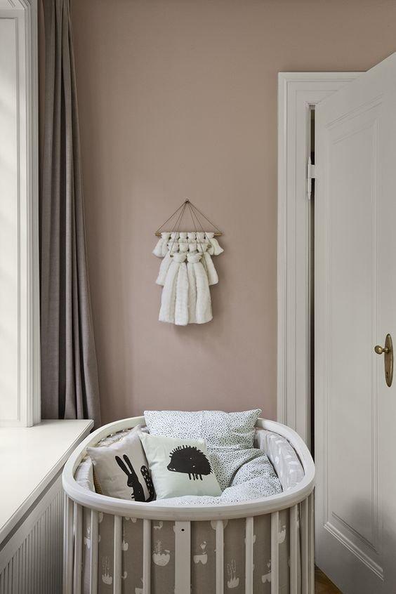 Фотография: Детская в стиле Скандинавский, Декор интерьера, Декор, Розовый – фото на INMYROOM