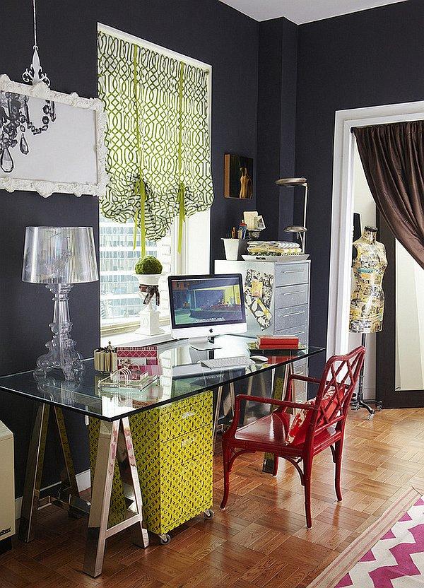 Фотография: Офис в стиле Современный, Эклектика, Стиль жизни, Советы, Окна – фото на INMYROOM