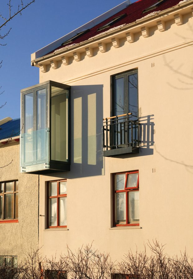 Фотография: Архитектура в стиле , Малогабаритная квартира, Квартира, Цвет в интерьере, Дома и квартиры, Белый, Минимализм – фото на InMyRoom.ru