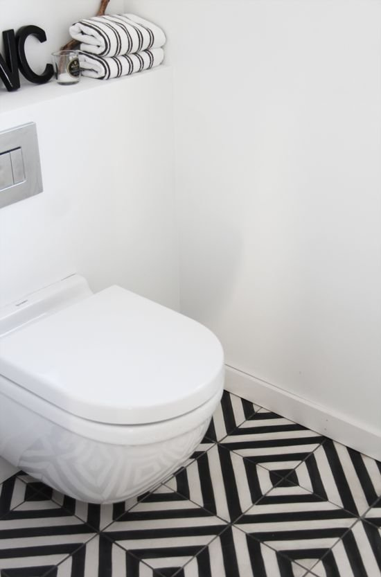 Фотография: Ванная в стиле Современный, DIY, Квартира, Переделка, Ремонт на практике, экспресс-ремонт, экспресс-ремонт ванной, экспресс-ремонт санузла, как быстро сделать ремонт в санузле – фото на INMYROOM