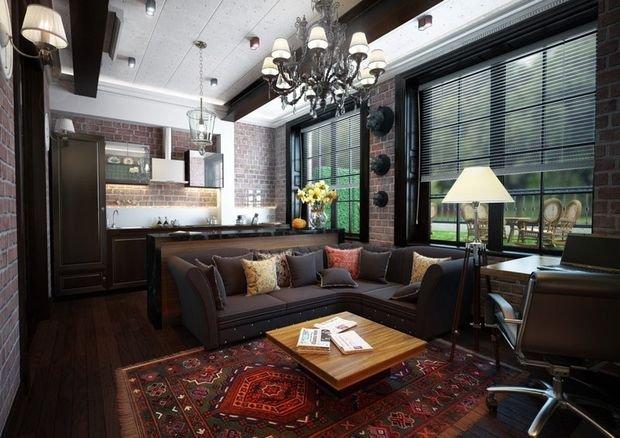 Фотография: Кухня и столовая в стиле Лофт, Декор интерьера, Малогабаритная квартира, Квартира, Дом, Декор – фото на INMYROOM