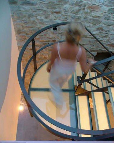Фотография: Гостиная в стиле Лофт, Современный, Италия, Дома и квартиры, Городские места, Отель – фото на INMYROOM