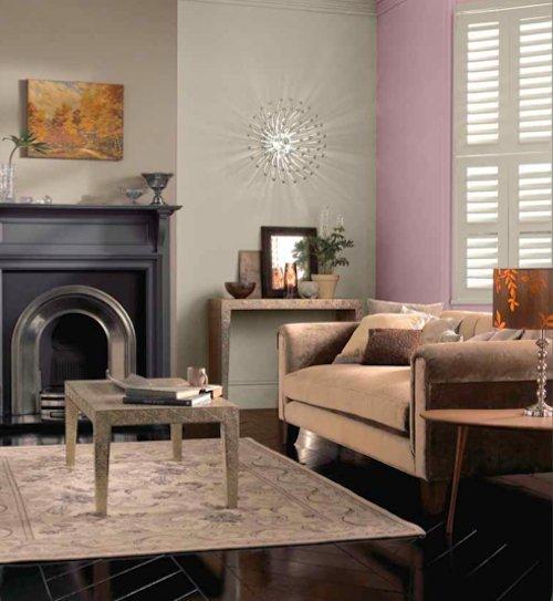 Фотография: Гостиная в стиле Современный, Декор интерьера, Дизайн интерьера, Цвет в интерьере, Dulux, Akzonobel – фото на INMYROOM