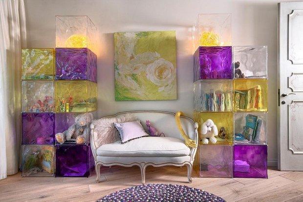 Фотография:  в стиле Классический, Современный, Детская, Интерьер комнат – фото на INMYROOM