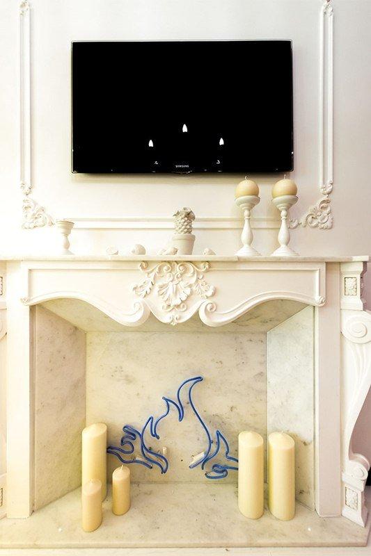 Фотография: Декор в стиле Классический, Современный, Спальня, Декор интерьера, Интерьер комнат – фото на INMYROOM