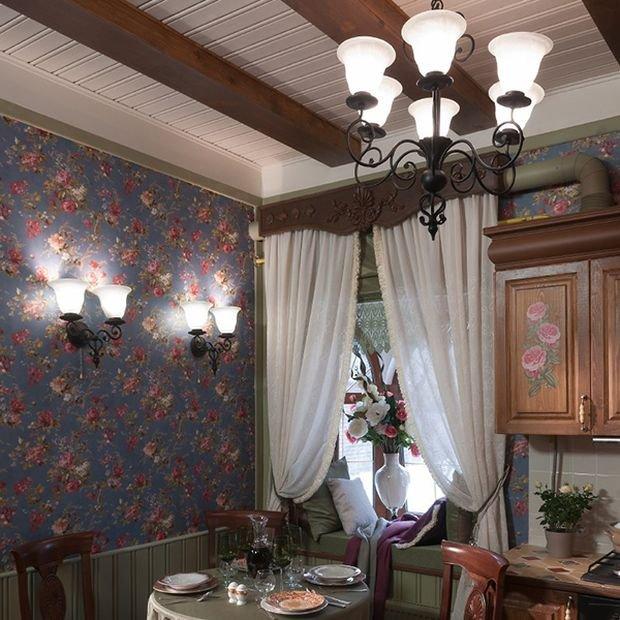 Фотография: Гостиная в стиле Эко,  – фото на INMYROOM