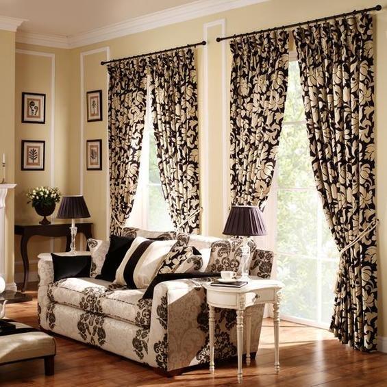 Фотография: Гостиная в стиле Классический, Декор интерьера, Текстиль – фото на INMYROOM