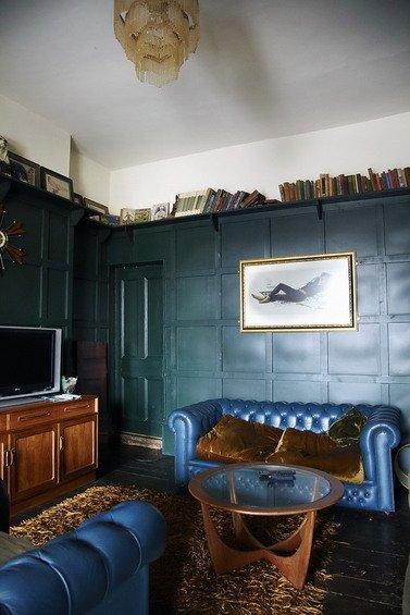 Фотография: Гостиная в стиле Прованс и Кантри, Дом, Дома и квартиры, Лондон – фото на InMyRoom.ru