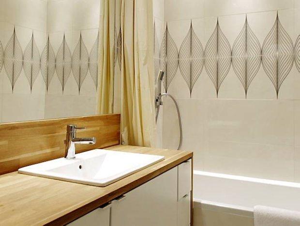 Фотография: Ванная в стиле Современный, Мебель и свет, Советы, Ремонт на практике – фото на INMYROOM