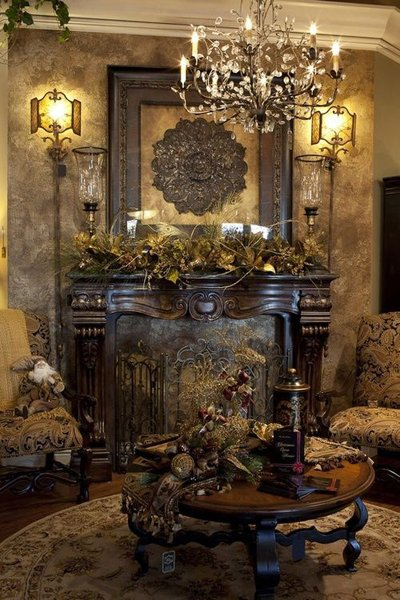 Фотография: Гостиная в стиле Прованс и Кантри, Классический, Лофт, Декор интерьера, Минимализм – фото на InMyRoom.ru