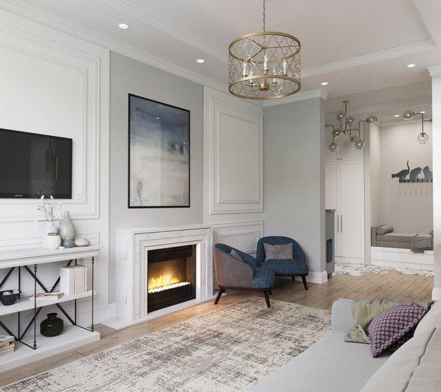 Фотография:  в стиле , Декор интерьера, Декор дома, Цвет в интерьере – фото на INMYROOM
