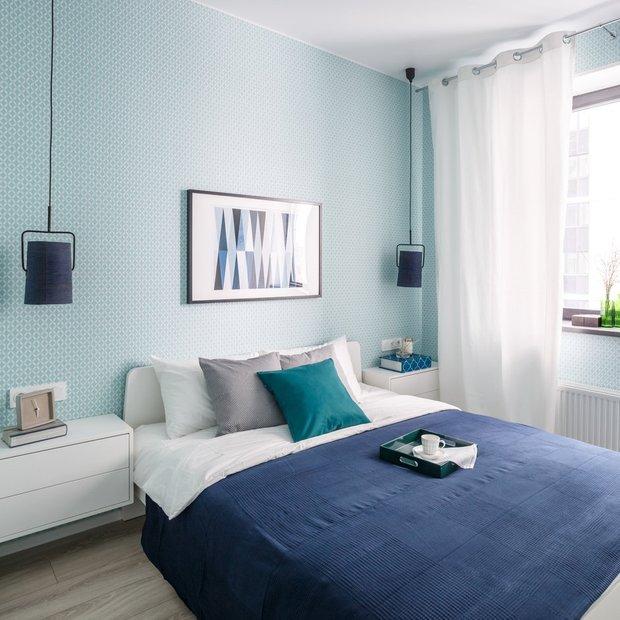 Фотография: Спальня в стиле Современный, Советы – фото на INMYROOM
