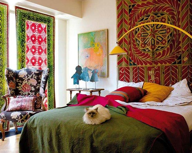 Фотография: Спальня в стиле Классический, Современный, Восточный, Эклектика, Декор интерьера, Дом, Дома и квартиры – фото на INMYROOM