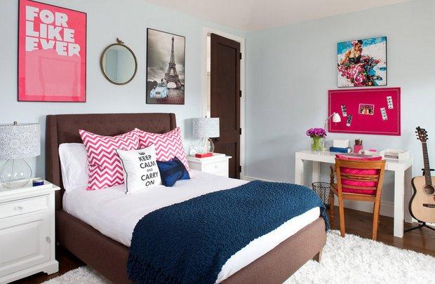 Фотография: Спальня в стиле Современный, Декор интерьера, Дом, Декор дома, Текстиль – фото на INMYROOM