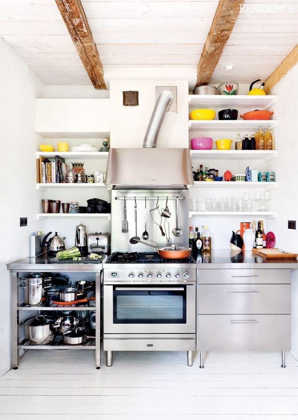 Фотография: Кухня и столовая в стиле Скандинавский, Стиль жизни, Советы, Эко – фото на INMYROOM