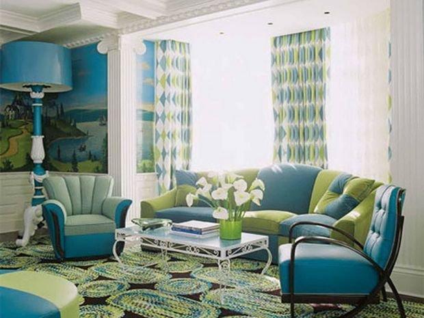 Фотография: Кухня и столовая в стиле Классический, Декор интерьера, Квартира, Дом, Декор, Зеленый – фото на INMYROOM