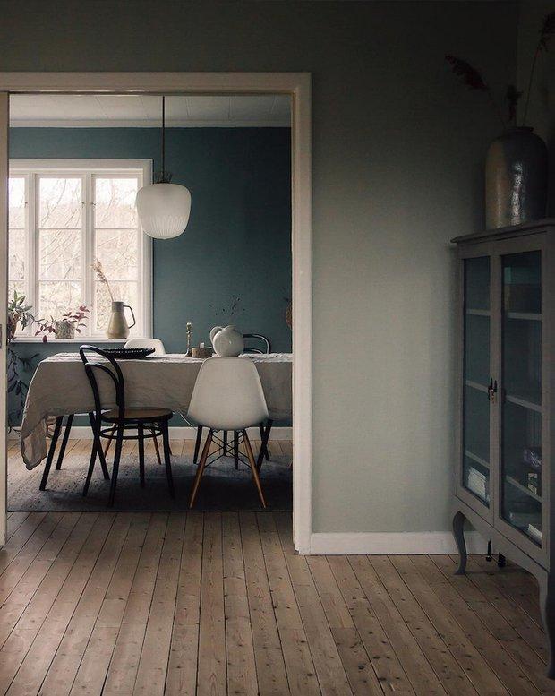 Фотография: Кухня и столовая в стиле Прованс и Кантри, Декор интерьера, Дом, Швеция, Гетеборг, Уильям Моррис – фото на INMYROOM