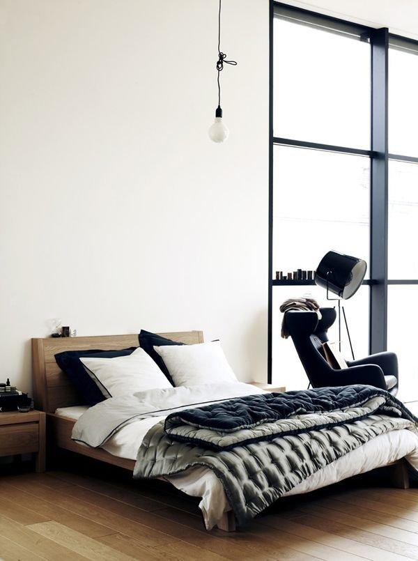 Фотография: Спальня в стиле Лофт, Современный, Классический, Скандинавский, Эклектика, Декор интерьера, Аксессуары, Минимализм – фото на INMYROOM