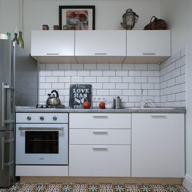 Фотография: Кухня и столовая в стиле Скандинавский, Декор интерьера, Малогабаритная квартира, Советы, ИКЕА, Мария Жучкова – фото на INMYROOM