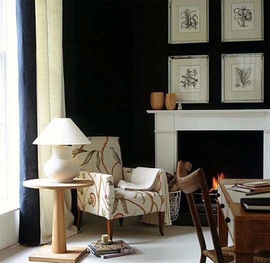 Фотография:  в стиле Классический, Современный, Декор интерьера, Дизайн интерьера, Цвет в интерьере – фото на INMYROOM