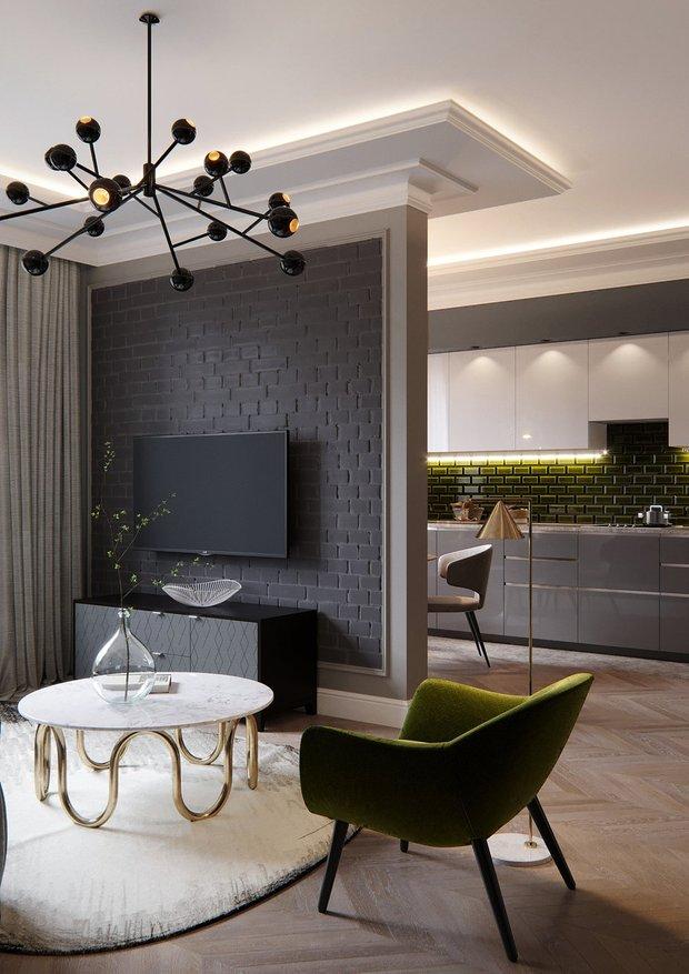 Фотография: Гостиная в стиле Современный, Кухня и столовая, Советы, Гид – фото на INMYROOM