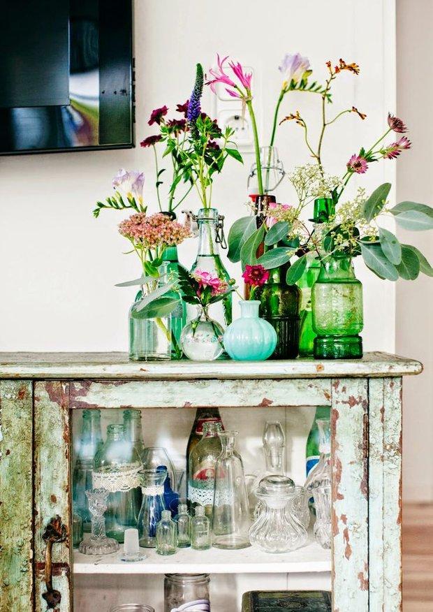 Фотография: Декор в стиле Прованс и Кантри, Декор интерьера, Советы, стекло в интерьере, пластик в интерьере, интерьерный тренд, тенденция – фото на INMYROOM