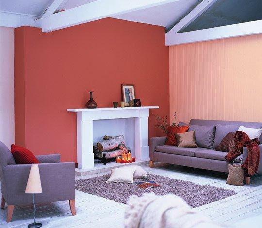 Фотография: Прочее в стиле , Декор интерьера, Дизайн интерьера, Цвет в интерьере, Красный, Dulux, Розовый – фото на INMYROOM