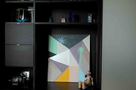 Фотография:  в стиле , Декор интерьера, Дом, Декор дома, Картина – фото на INMYROOM