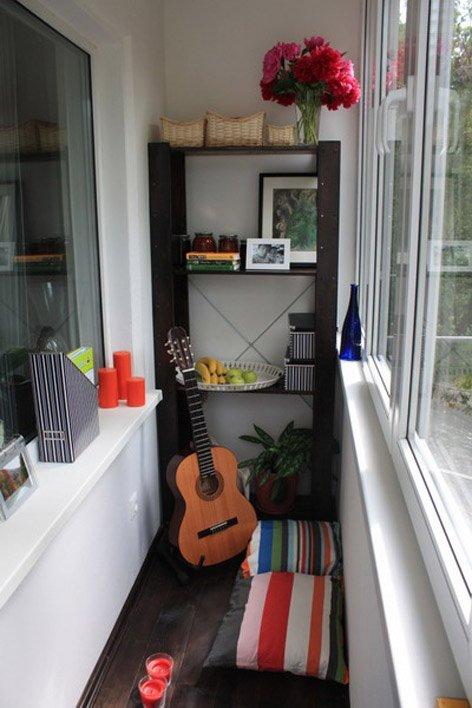 Фотография: Балкон, Терраса в стиле , Интерьер комнат, специальная тема: балконы – фото на INMYROOM