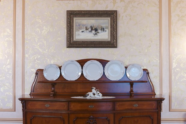 Фотография: Декор в стиле Прованс и Кантри, Классический, Современный, Декор интерьера, МЭД, Мебель и свет, Краска – фото на INMYROOM