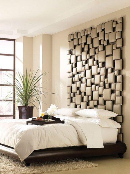 Фотография: Спальня в стиле Современный, Восточный, Декор интерьера, DIY, Мебель и свет – фото на INMYROOM