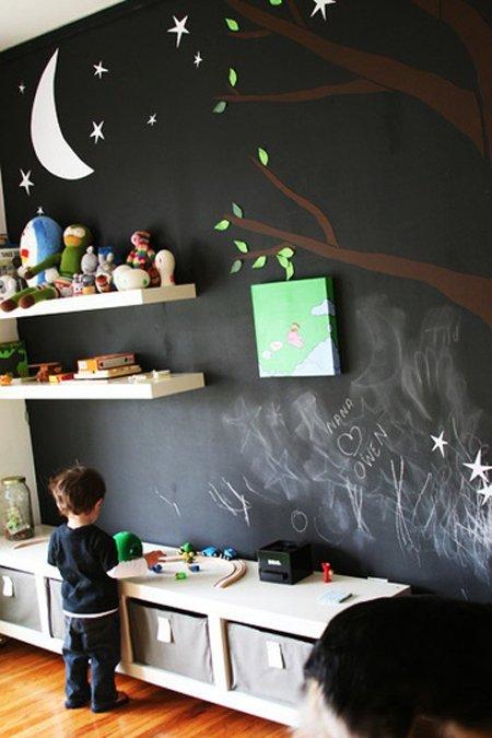 Фотография: Детская в стиле Современный, Интерьер комнат, Системы хранения – фото на InMyRoom.ru